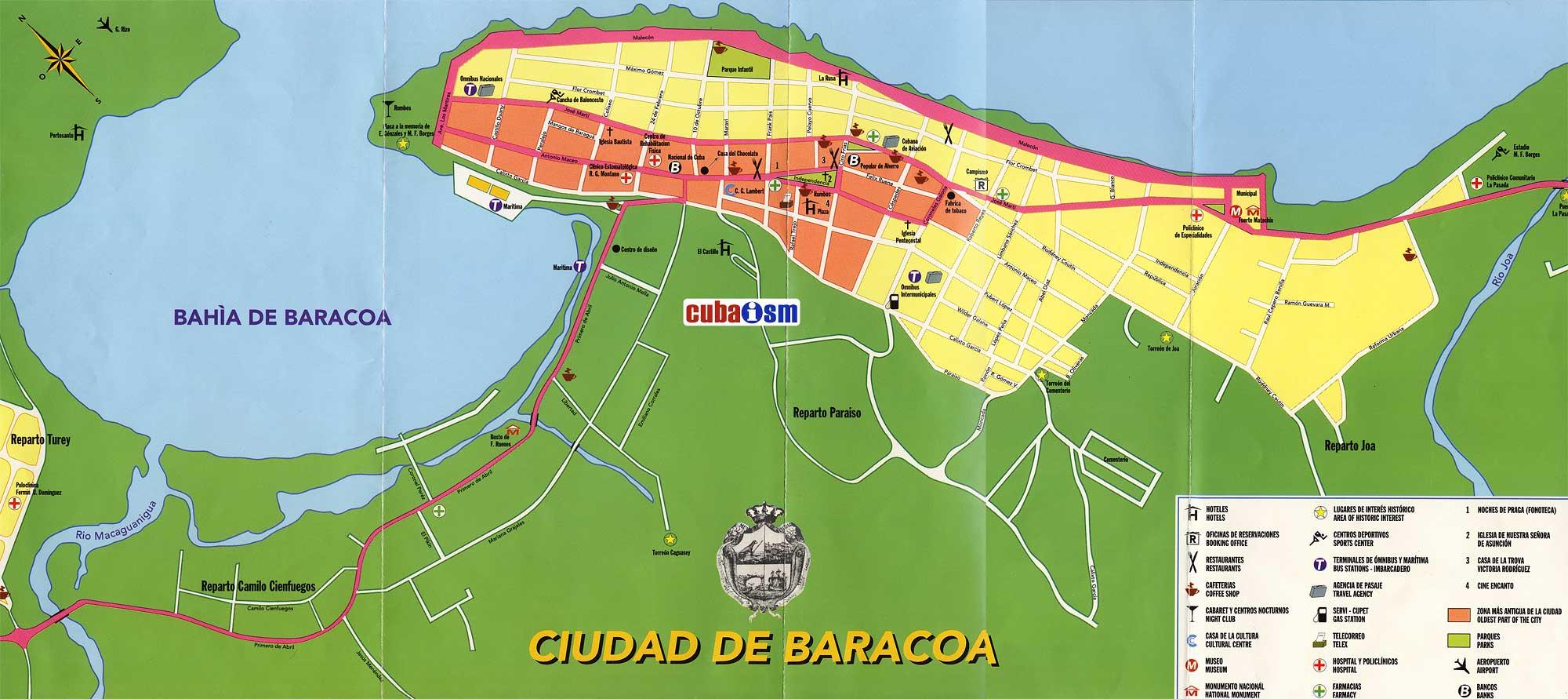 Baracoa première capitale de Cuba   Baracoa mode d'emploi